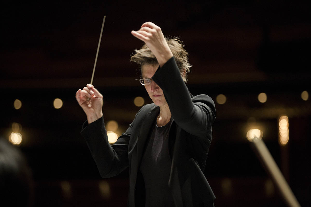Elisabeth Fuchs, principal conductor – Kinderfestspiele Salzburg
